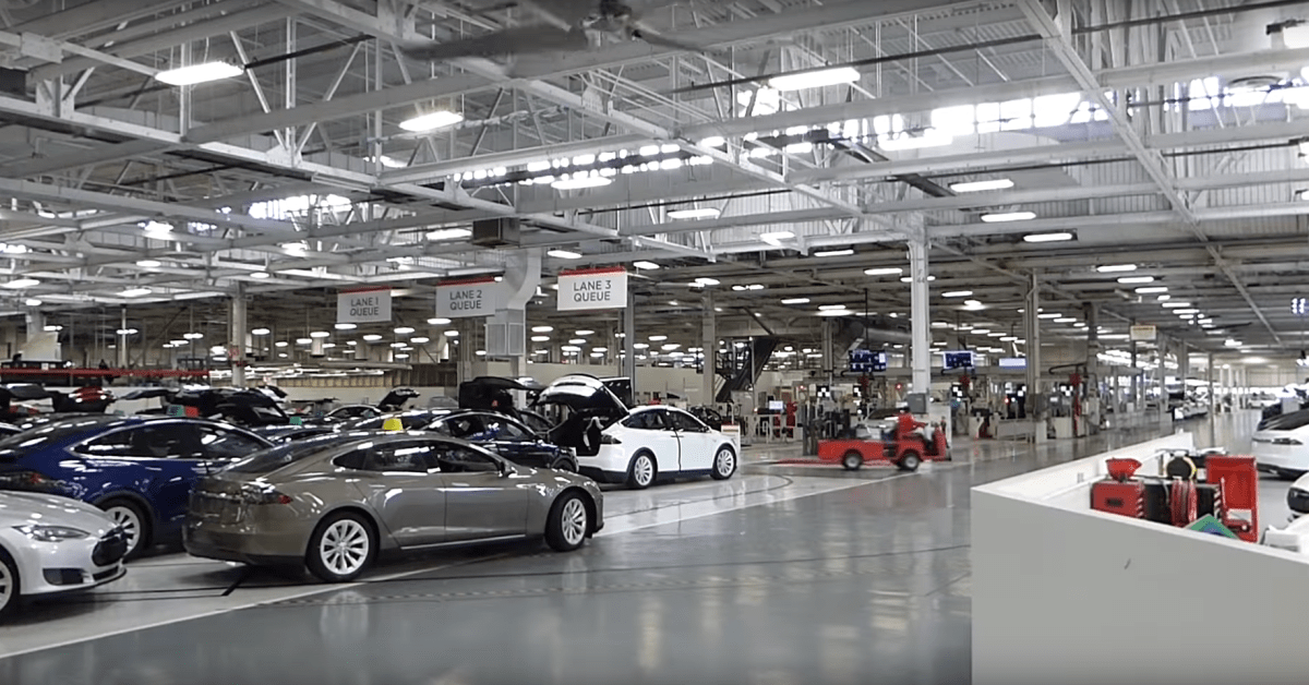 photo of Tesla is looking to implement new automated camera system quality inspection at Fremont factory image