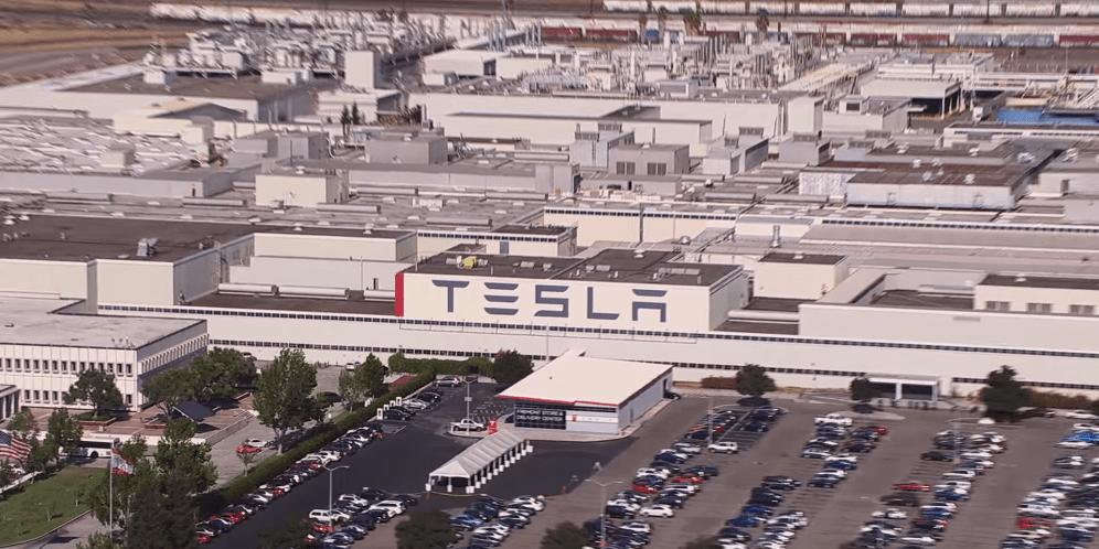 Tesla Fremont factory 20