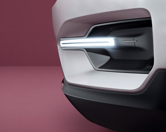 Volvo Concept 40.1 detail