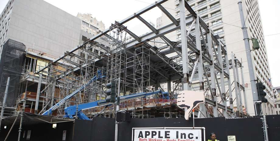 Uber Price Quote >> Solar Power at Apple's Union Square at 500% market price - what are they building? - Electrek