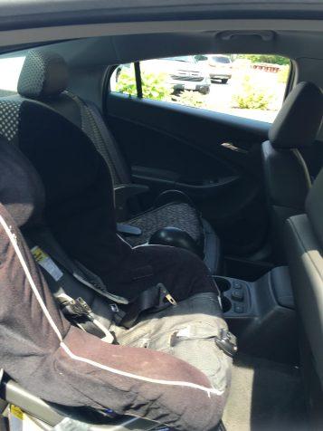 Cherolet Volt 2017-car seats
