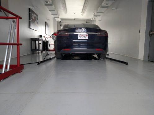 Tesla battery swap dirtyfries 5