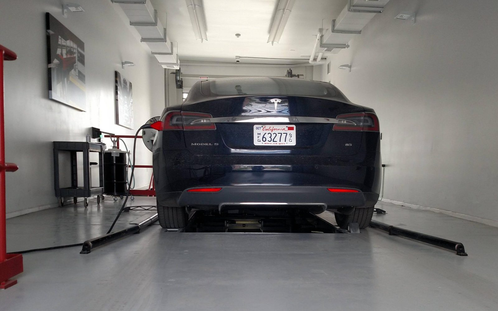 Tesla is committed to its Supercharger network, but the battery swap