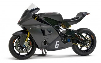 Victory RR electric motorcycle 2