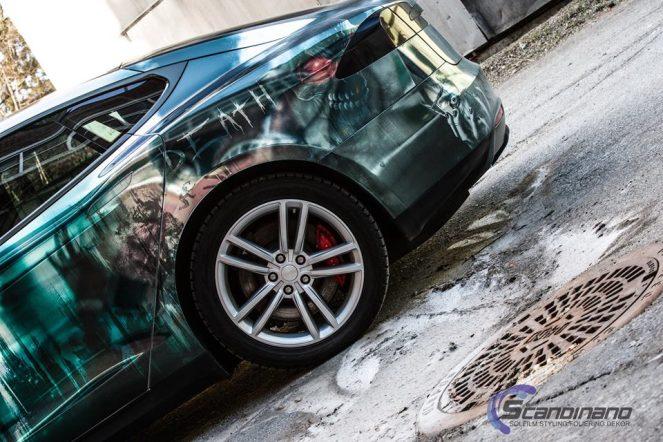zombie Tesla Model S 12