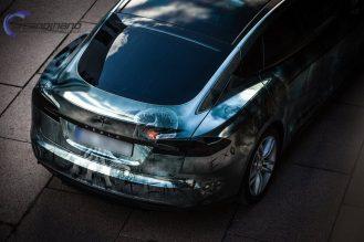 zombie Tesla Model S 13