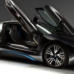 All Black Bmw I8