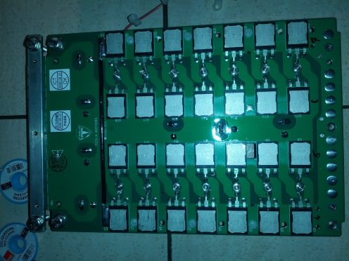 IGBT package