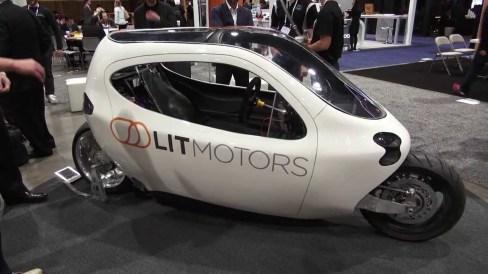 Lit Motors AEV