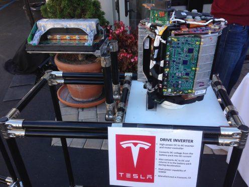 Tesla Drive Inverter