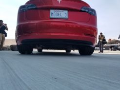 Model 3 red 3