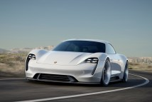 Porsche Mission E 2