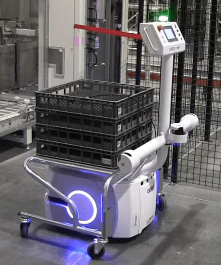 Tesla Gigafactory robot 10