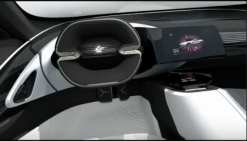 Leeco Lesee steering concept