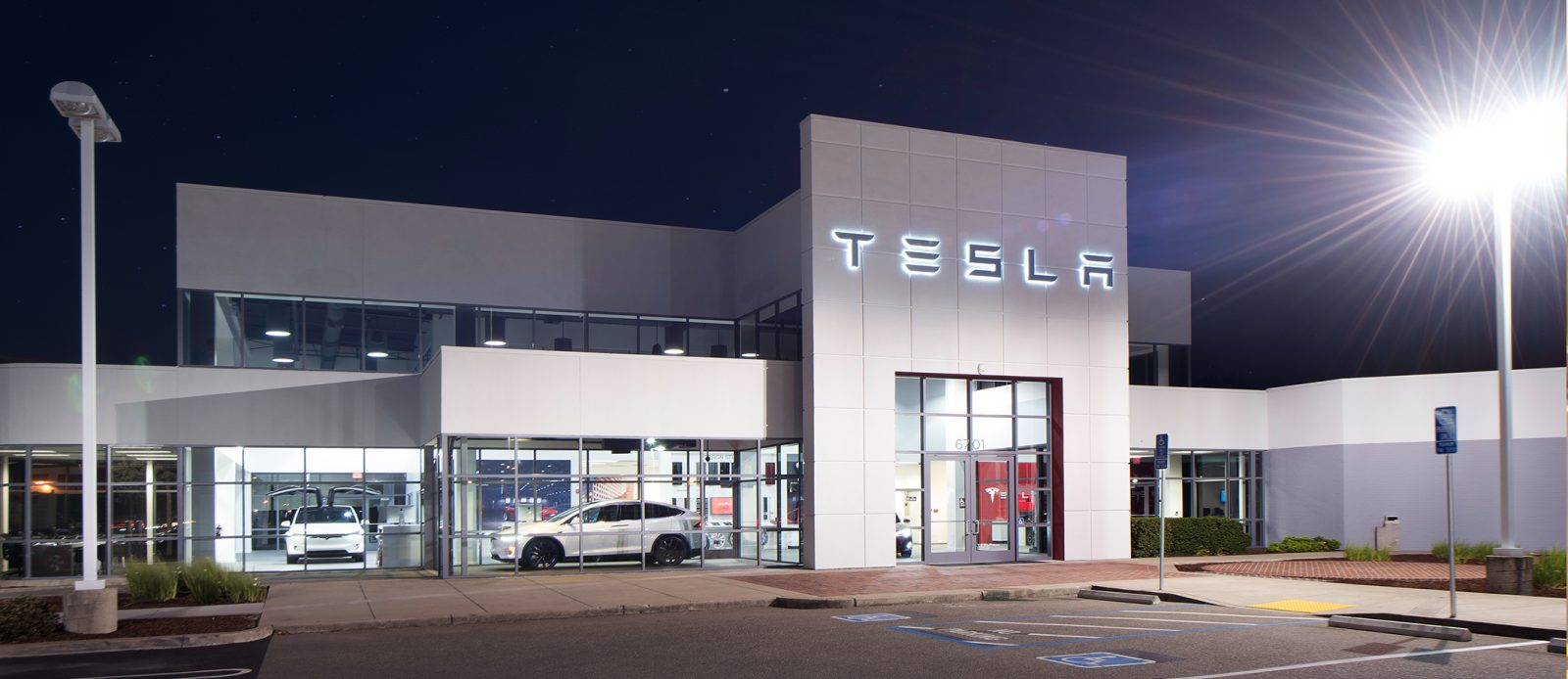 Tesla is restructuring some store/service locations to ...