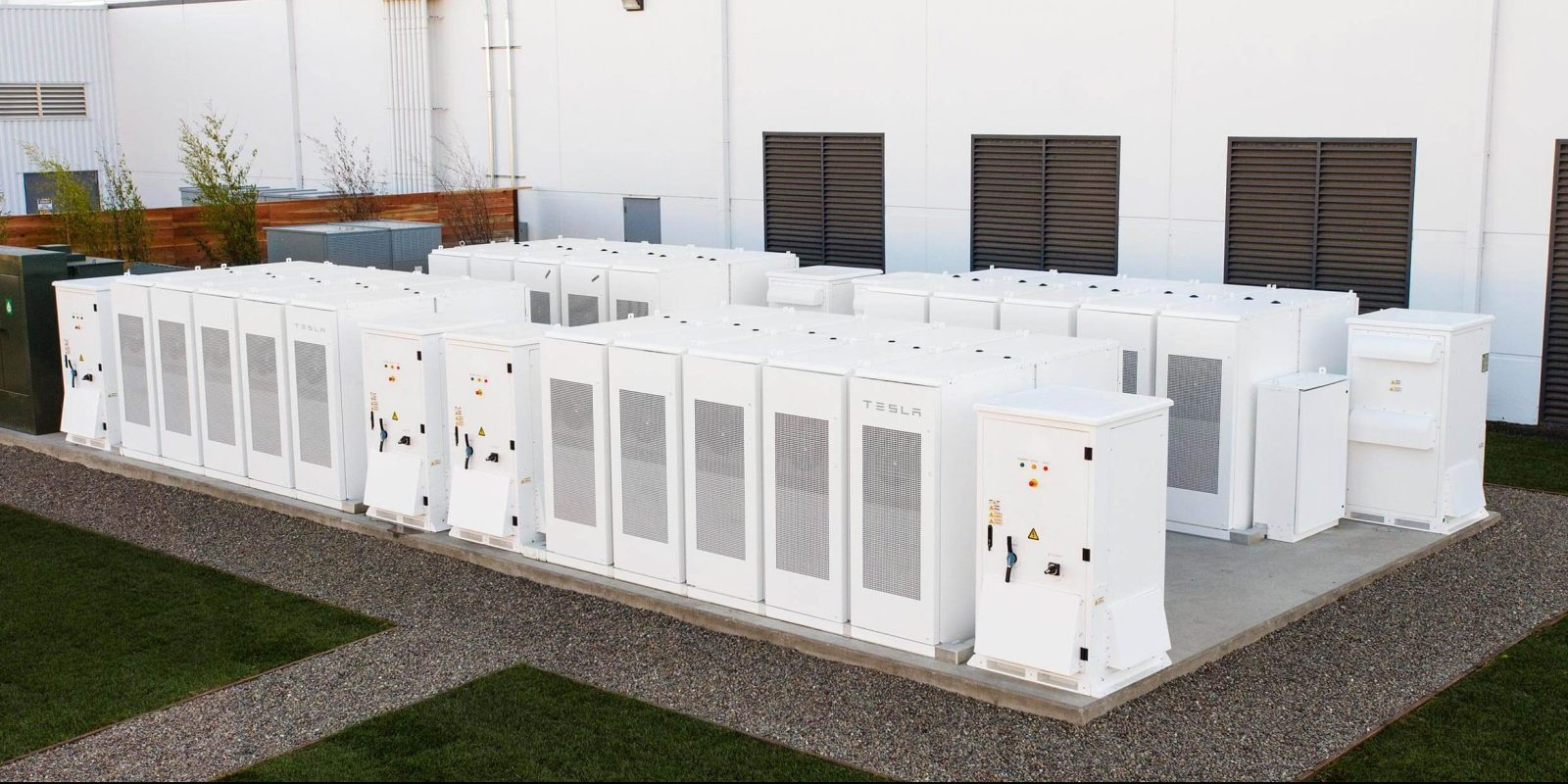 Tesla is doubling the energy capacity of the Powerpack with new battery cells from the Gigafactory