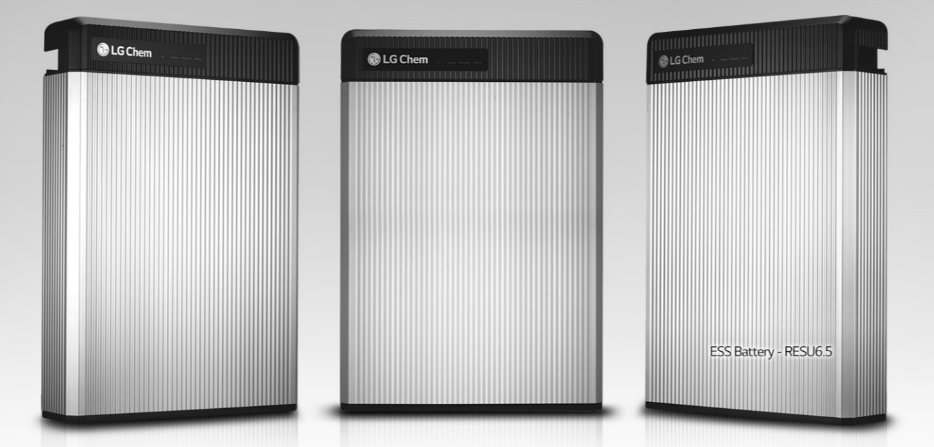Lg Is Bringing Its Home Battery Pack To The Us As Tesla Is