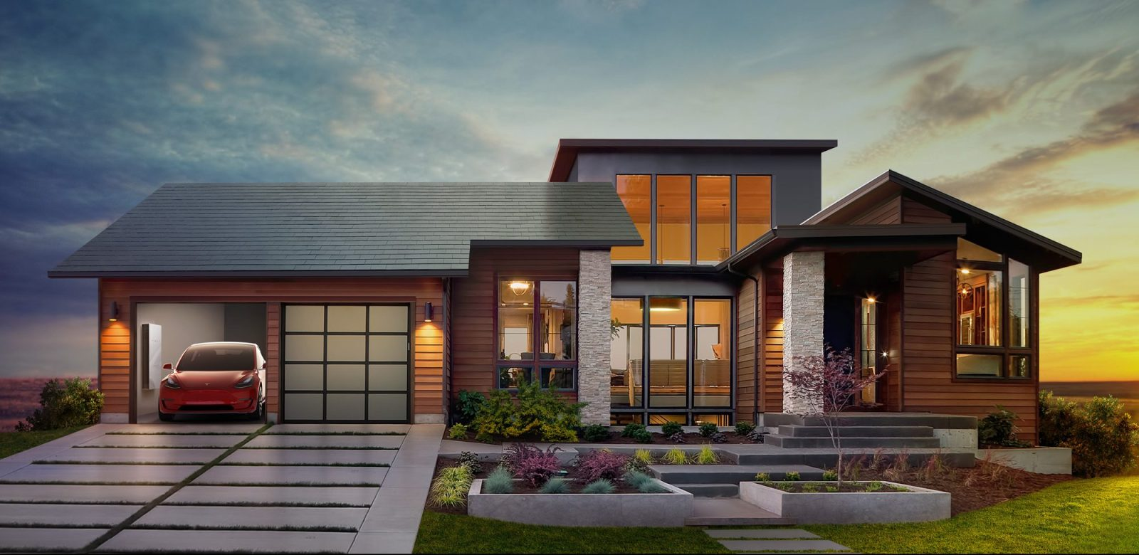 Tesla is opening Solar Roof orders today, starting with black smooth and textured tiles