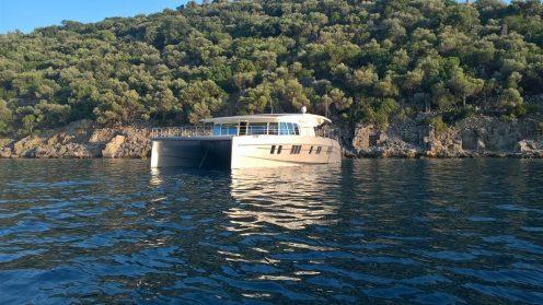 electric catamaran 3