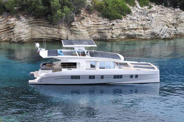 electric catamaran 5