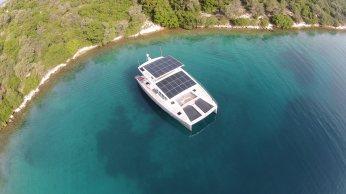 electric catamaran 7