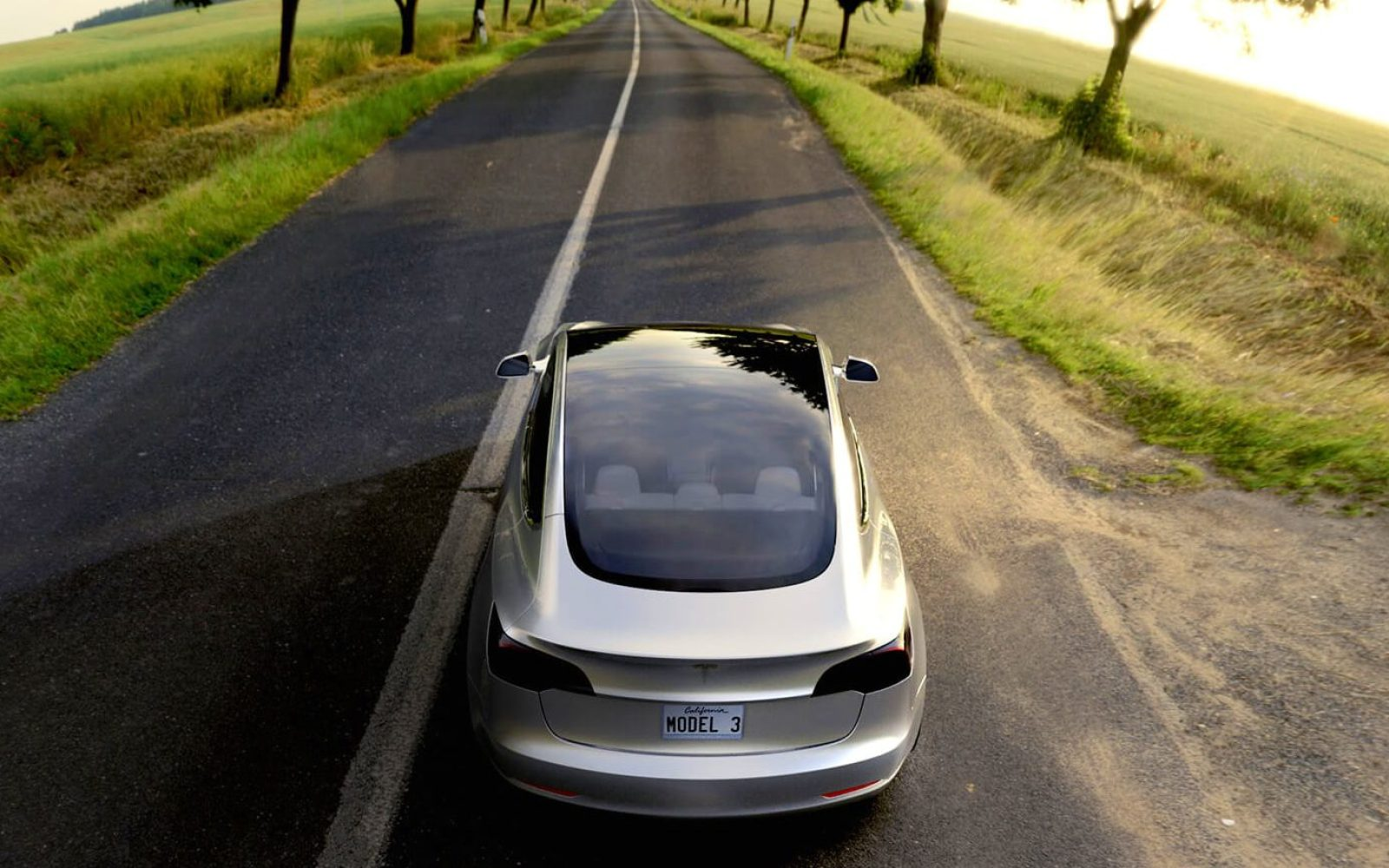 Tesla Model 3 will probably have a solar roof option – maybe even 'deployable', says CEO Elon Musk