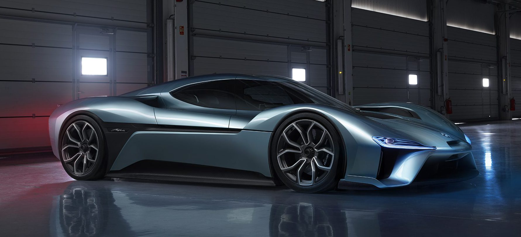 Electric supercar with one megawatt under the hood 63