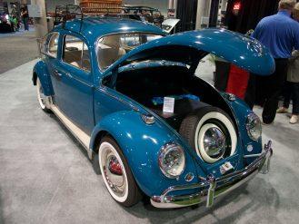 Zelectric VW Beetle EV conversion
