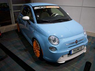 """Fiat 500e """"Madness"""" Mod"""