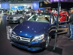 Mercedes C-Class Plug-in Hybrid