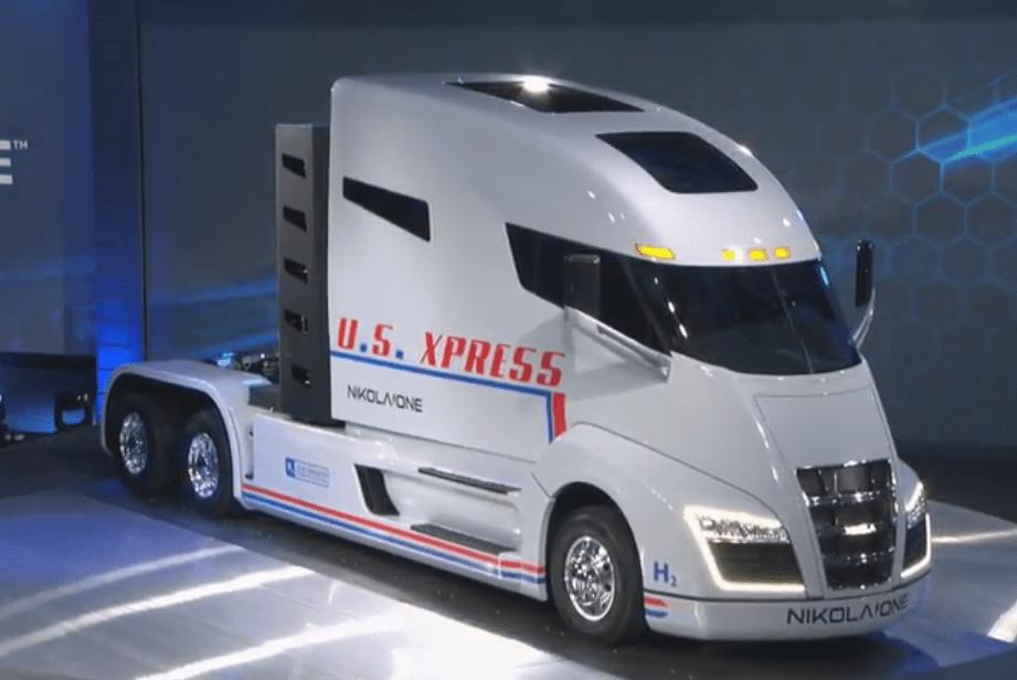 Nikola Motor Unveils Its Plans To Revolutionize Trucking