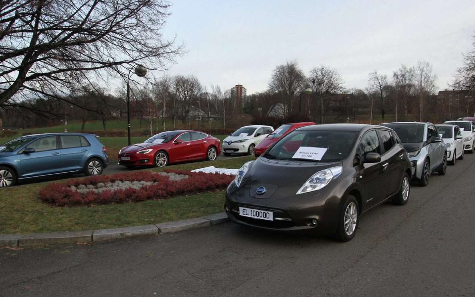 Norway Is Reaching Tipping Point For Electric Vehicles As Market