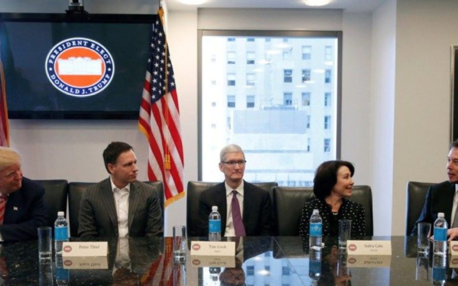 This week's top stories: Elon Musk meets w/ Trump & joins advisory forum, Tesla SuperChargers introduce idle fee, USA installs record amount of solar & more