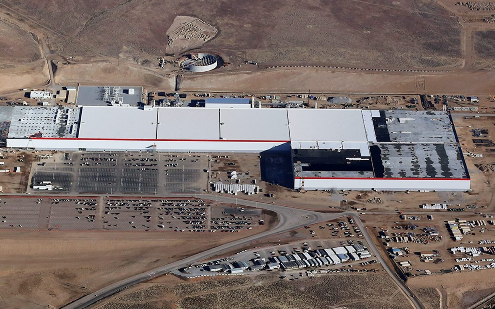 Tesla reveals more details about 'Gigafactory 1': Model 3 battery pack, largest rooftop solar array in the world (70MW), & more