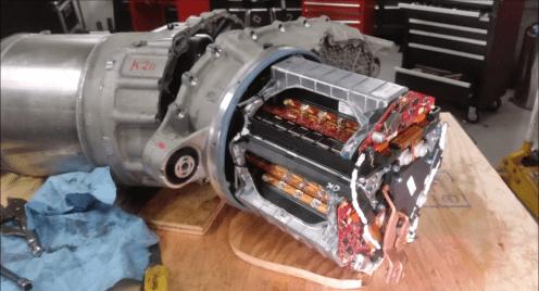 tesla-p85-motor