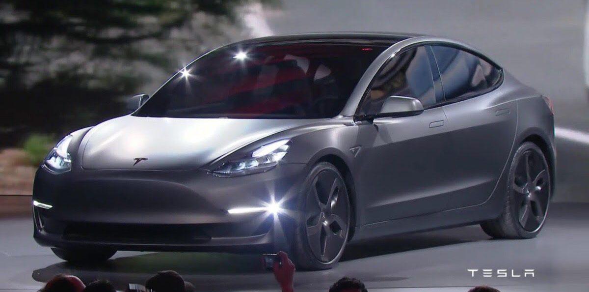 Tesla model 3 pricing options