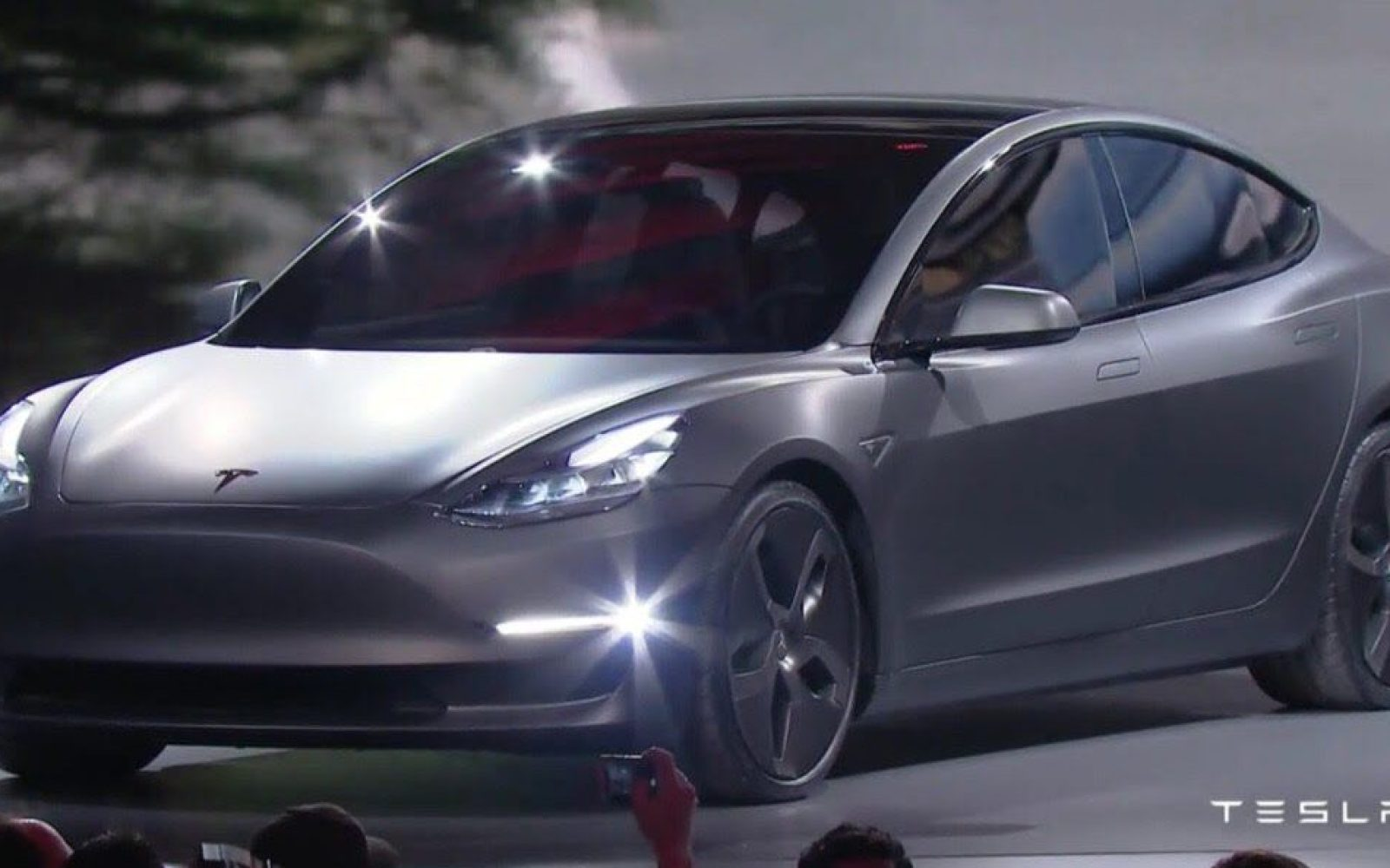 Tesla Model 3 pricing and options have not leaked, here's what happened