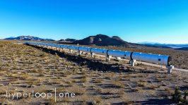 hyperloop one test track 2017 2