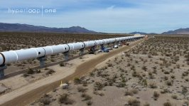 hyperloop one test track 2017 4
