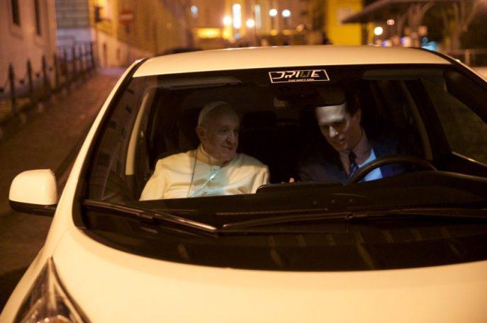 Nissan Leaf, Papst Franziskus, Jochen Wermuth