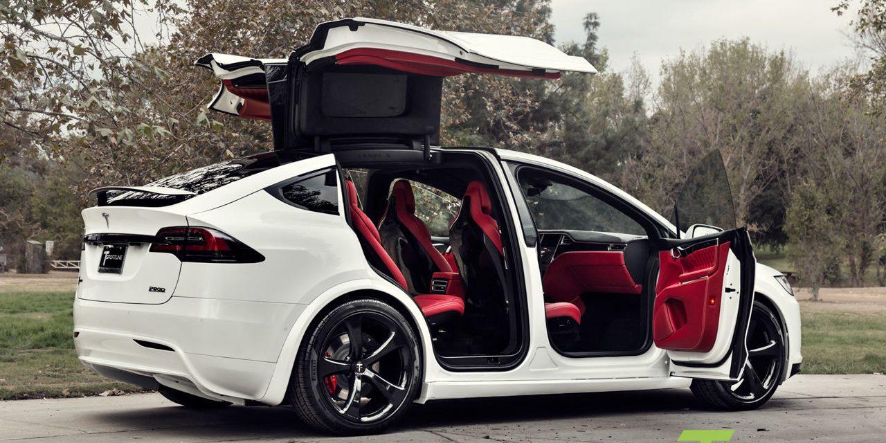 Tesla model x for sale new