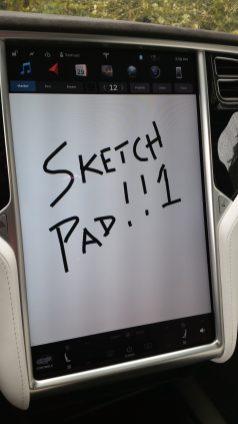 tesla sketchpad easteregg 2