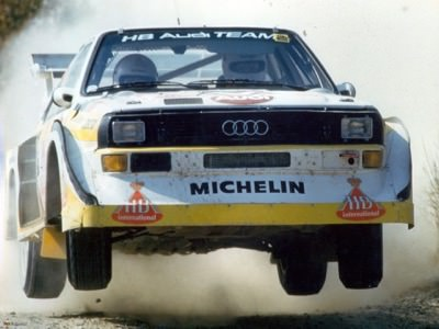 Audi Historic Rally Photos11