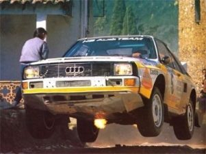 Audi Historic Rally Photos9
