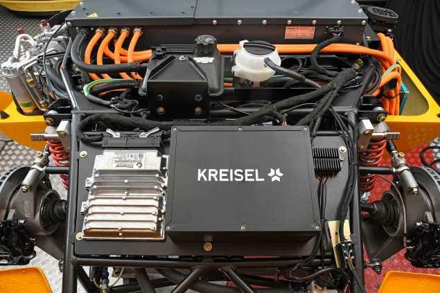 Kreisel-EVEX-910e-Kreisel-Technik