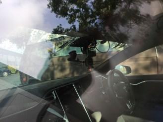 Tesla Model S prototype sunnyvale 3