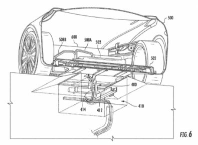 Tesla patent shows new way to automated high-speed
