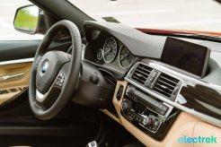 290 interior dashboard navigation system BMW 330e Hybrid 3 series sports sedan review