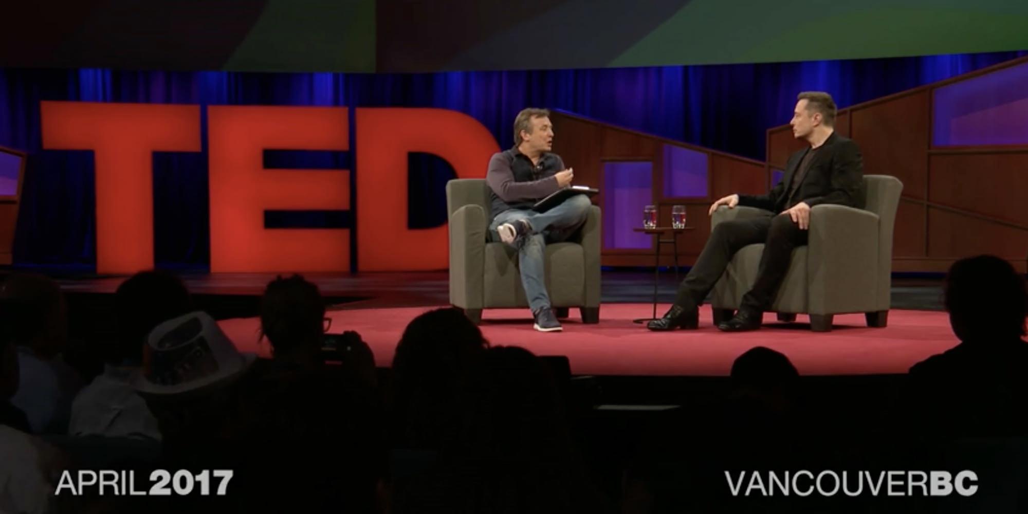 BMW Motorcycles Prices >> Elon Musk on Boring Company, Semi-Truck, Mars - TED Talk [transcript] - Electrek