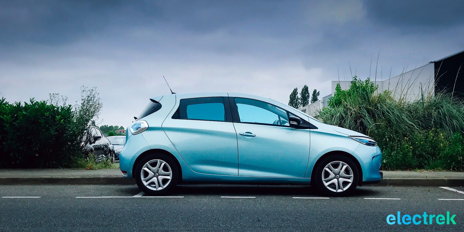 First Impression The Little 2017 Renault Zoe Guillotines The